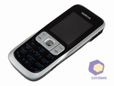 Обзор Nokia 2630