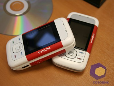 Обзор Nokia 5200/5300