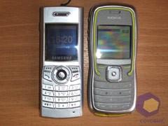Фотосессия Nokia 5500