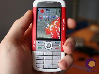 Обзор Nokia 5700