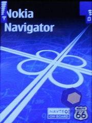 Скриншоты Nokia 6110_Navigator