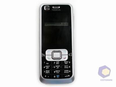 Обзор Nokia 6120_Classic