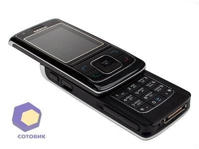 Обзор Nokia 6288