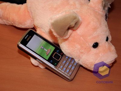 Обзор Nokia 6300