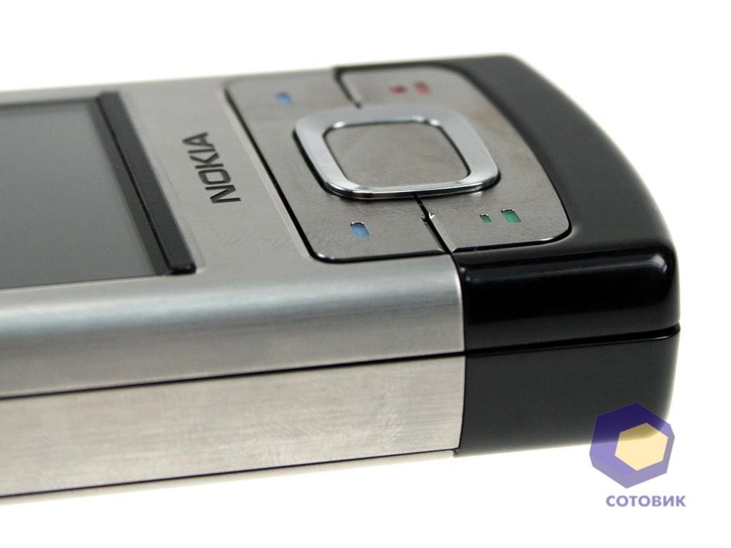 nokia 6500 slide обзор: