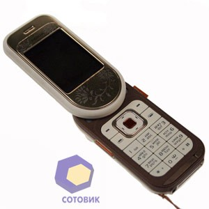 Обзор Nokia 7370