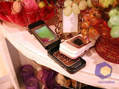 Обзор Nokia 7390