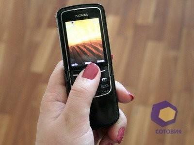 Обзор Nokia 8600_Luna