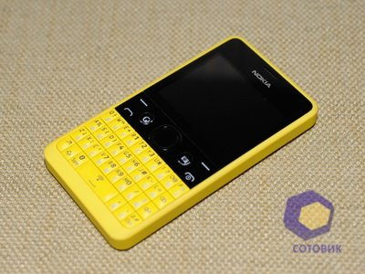 ���������� Nokia Asha_210