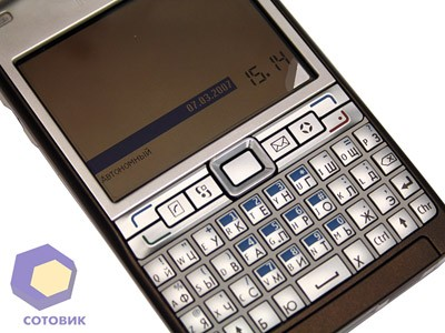Обзор Nokia E61i