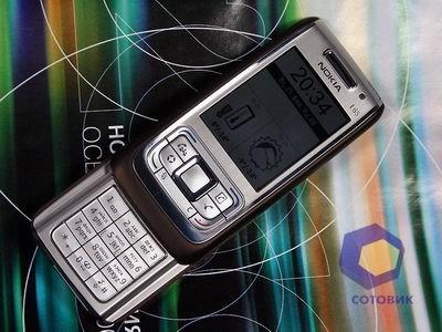Обзор Nokia E65