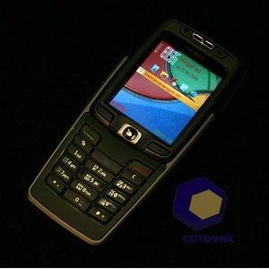 Обзор Nokia E70