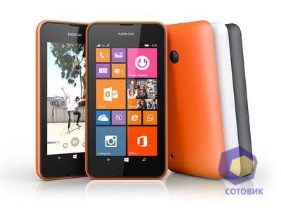 Фотографии Nokia Lumia_530