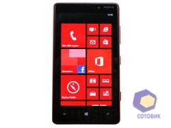 Фотографии Nokia Lumia_820