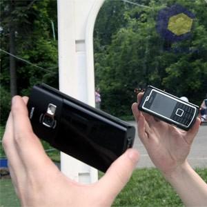 Обзор Nokia N72