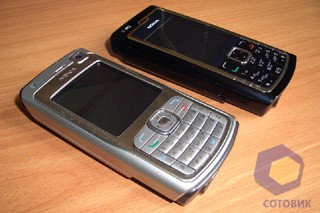 Фотосессия Nokia N72