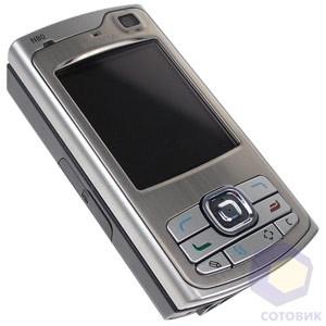 Обзор Nokia N80