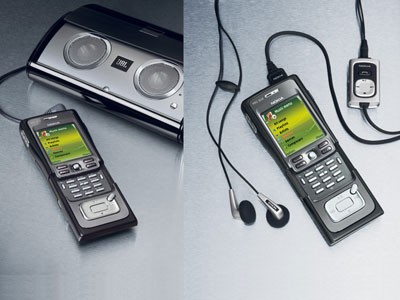Обзор Nokia N91_8GB