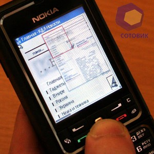 Обзор Nokia Web Browser