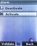 Скриншоты Sagem my401C