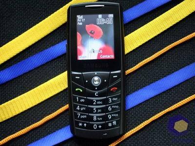 Обзор Samsung E200