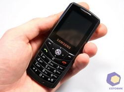 Фотографии Samsung E200
