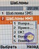 Скриншоты Samsung E250