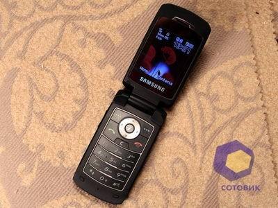 Обзор Samsung E480