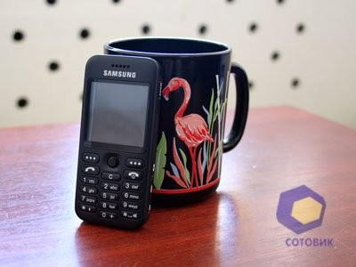 Обзор Samsung E590