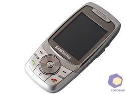 Фотографии Samsung E740