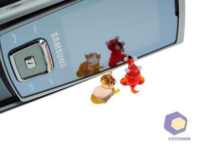 Обзор Samsung E840