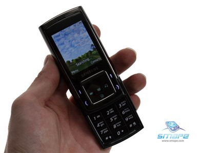 Обзор Samsung E950