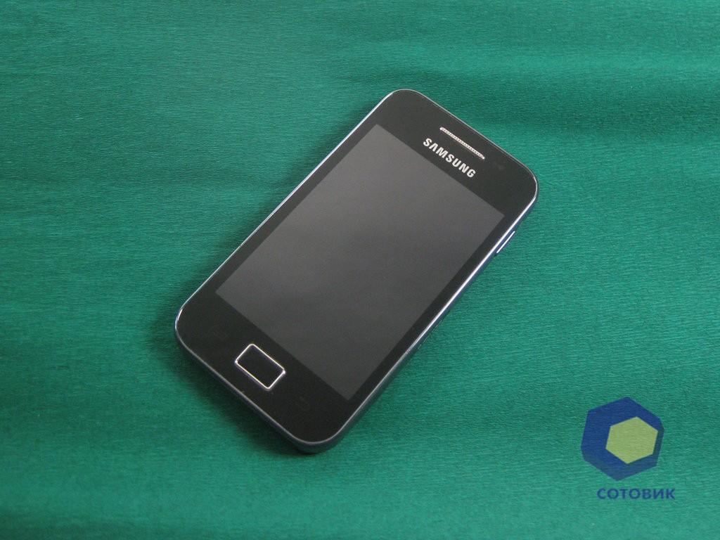 Samsung S5830i Инструкция