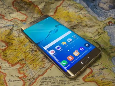 Фотографии Samsung Galaxy_Edge+