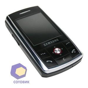 Обзор Samsung D800