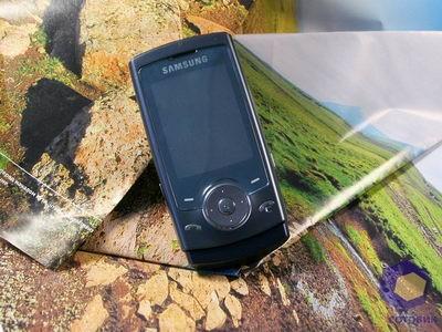 Обзор Samsung U600