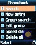 Скриншоты Samsung X520