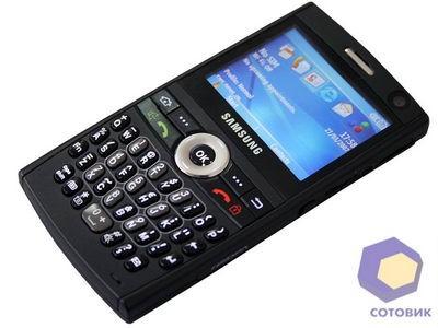 Обзор Samsung i600