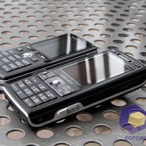 Обзор SonyEricsson K800