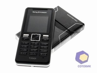 Обзор SonyEricsson T250i