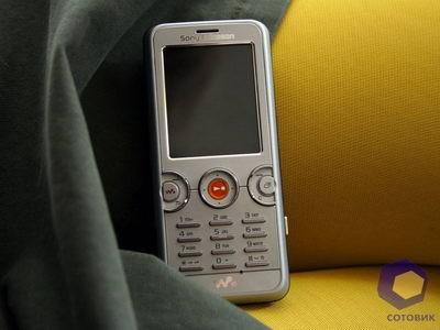 Обзор SonyEricsson W610i