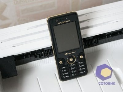 Обзор SonyEricsson W660i