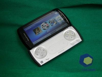 Обзор SonyEricsson Xperia_Play