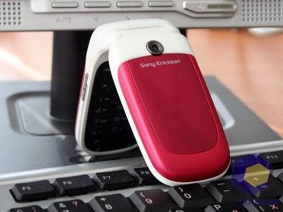 Обзор Sony Ericsson Z310i