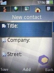 Скриншоты Sony_Ericsson K850i