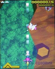 Скриншот SonyEricsson W710i