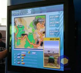 Nokia 3G Rally на выставке Symbian Expo 2005