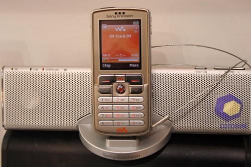 Sony Ericsson на выставке Связь-Экспокомм 2006
