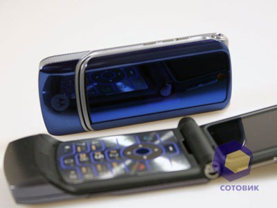Обзор Motorola Motolenta