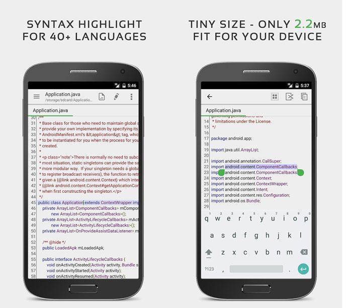 Как сделать сайт для андроид